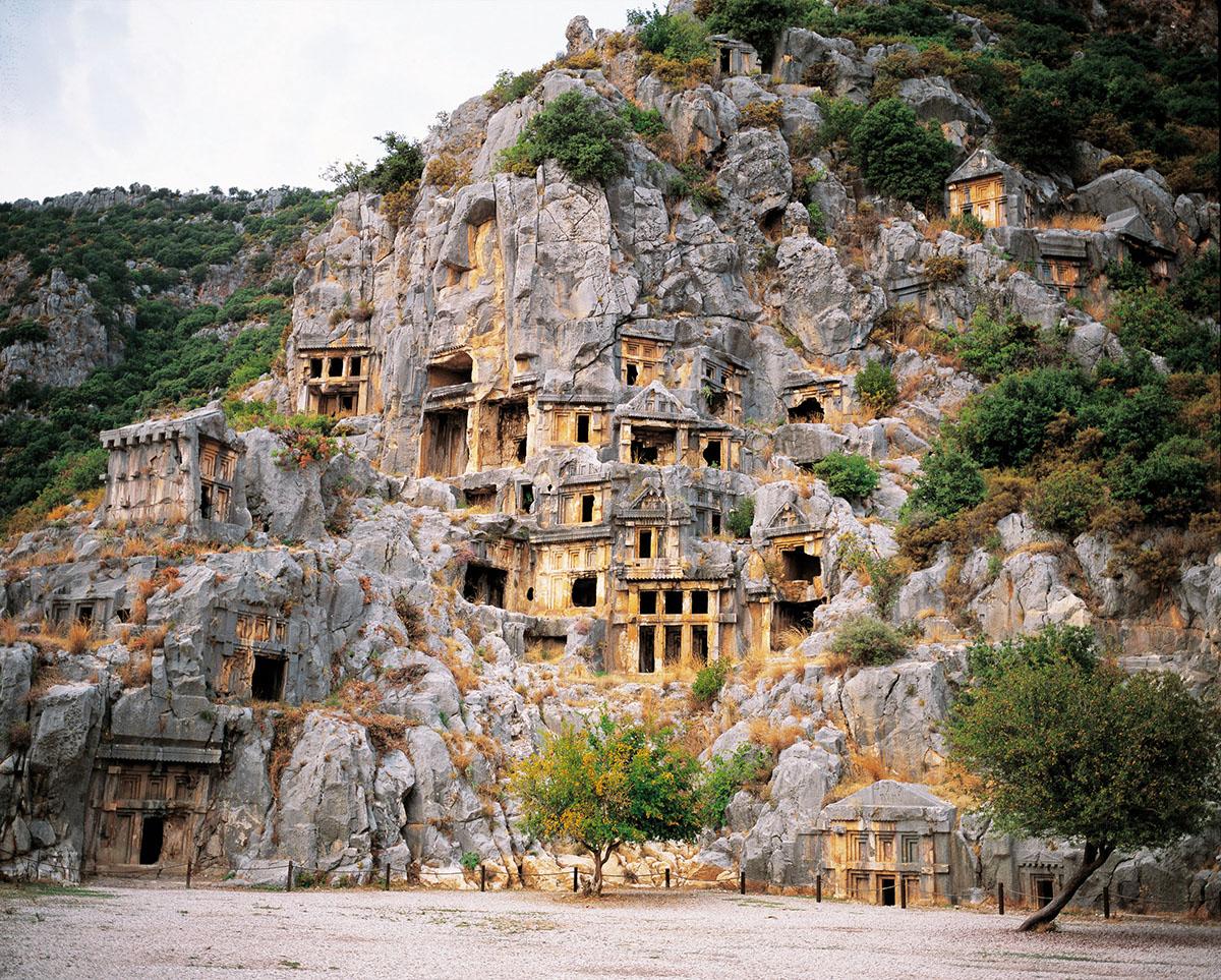 Myra ve Andriake / Demre - Antalya
