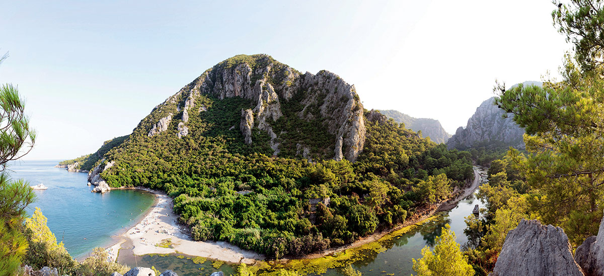 Olympos / Kemer - Antalya