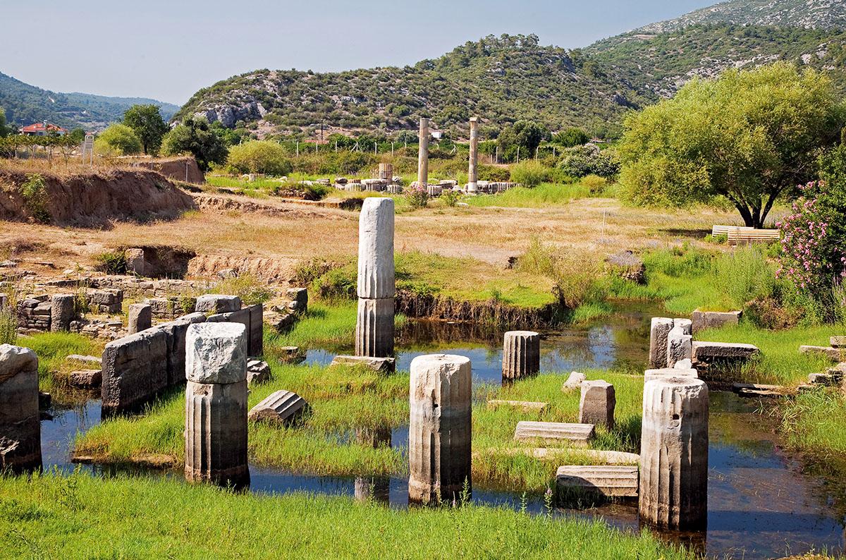 Klaros / Menderes - İzmir