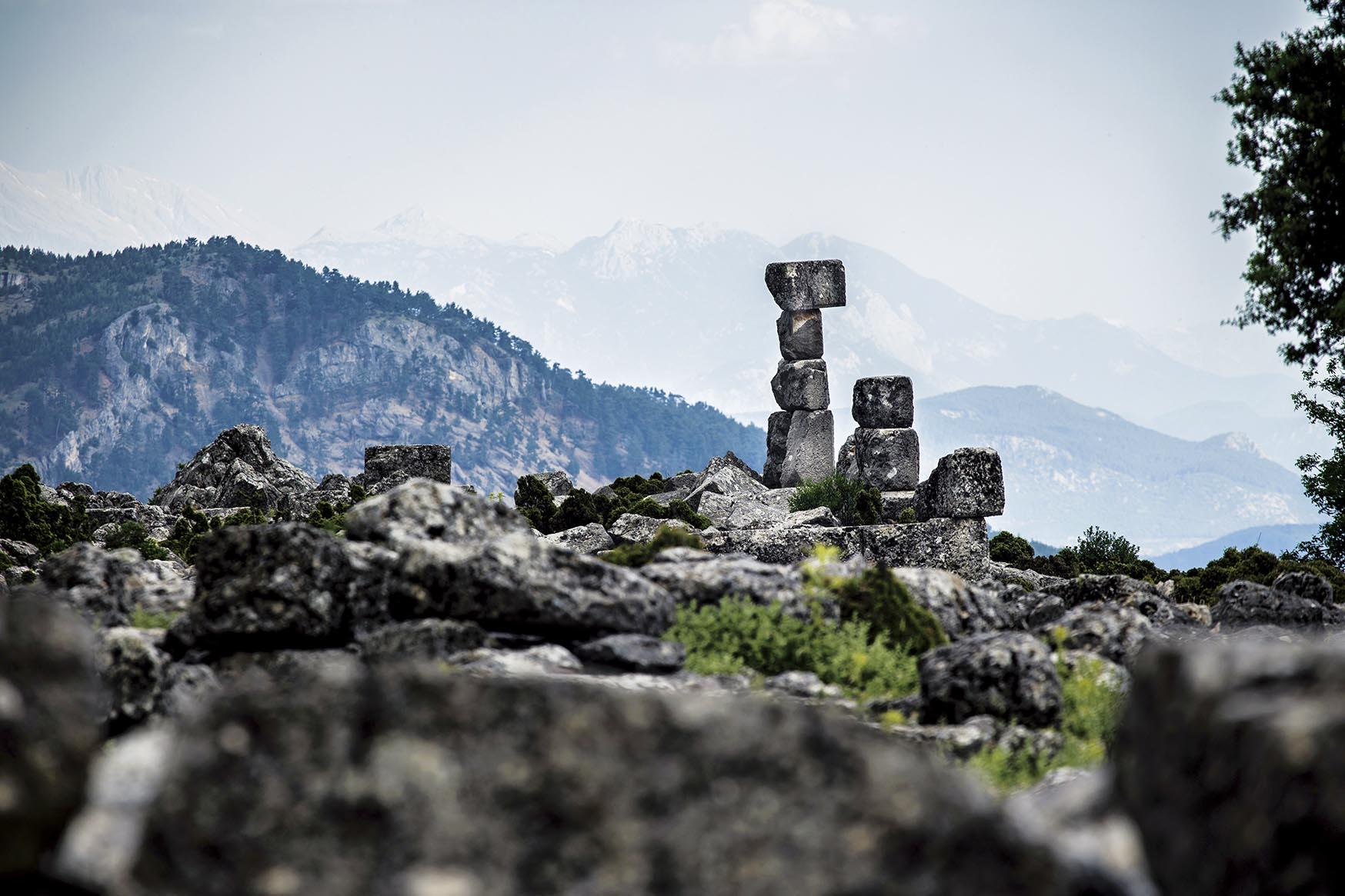 Antik Tırmanış; Kapıkaya / Isparta - Sayı 272