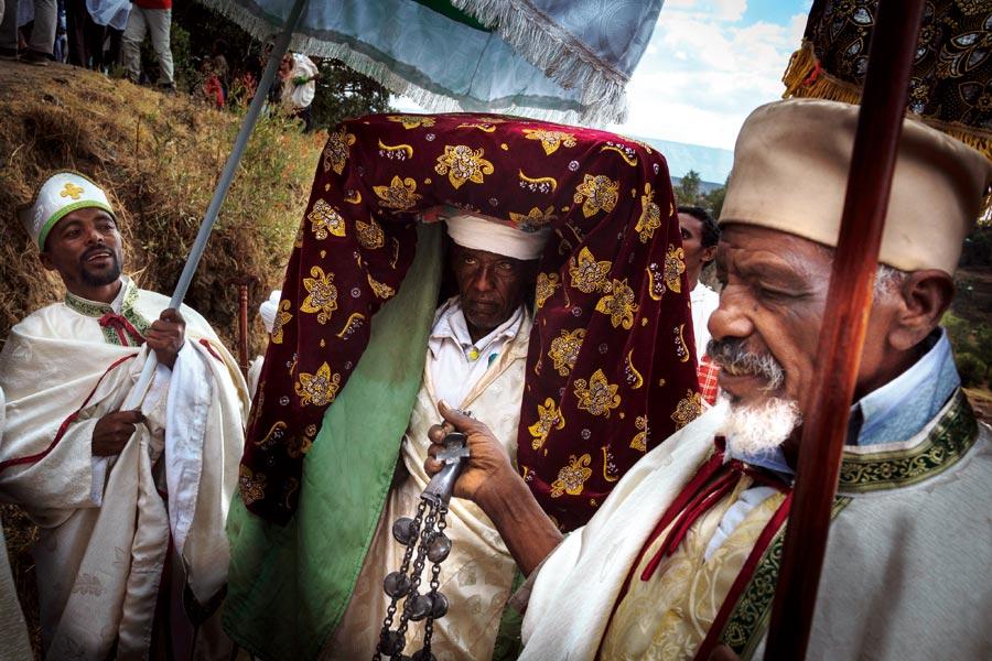 Etiyopya, Lalibela'nın Kutsal Sandığı - Sayı 252
