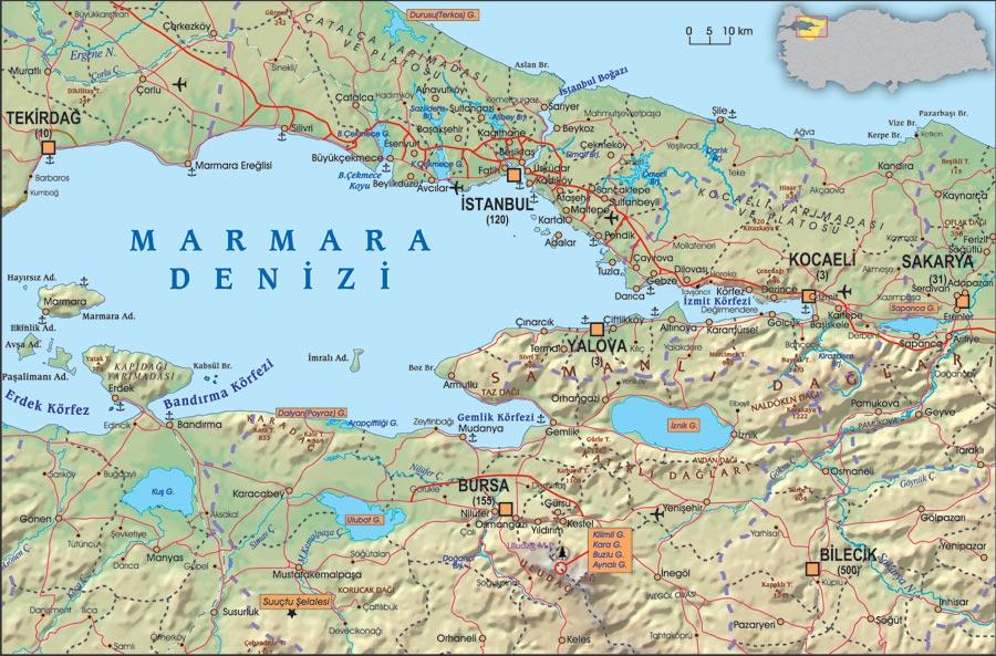 Marmara'nın Gölleri / Hayallere Dalmak - Sayı 236