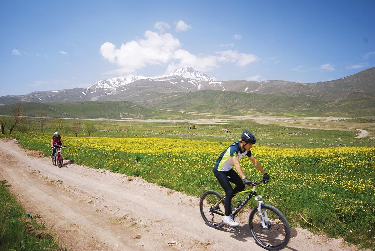 Kayseri Merkez-Talas-Hisarcık-Hacılar (39 km.)