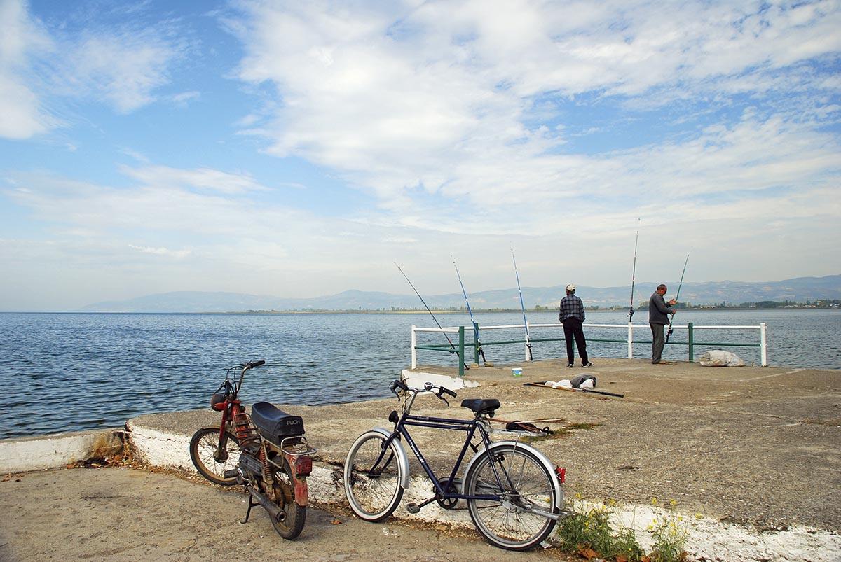 İznik Gölü (84 km.)