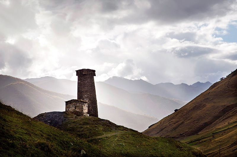 Svaneti / Gürcistan