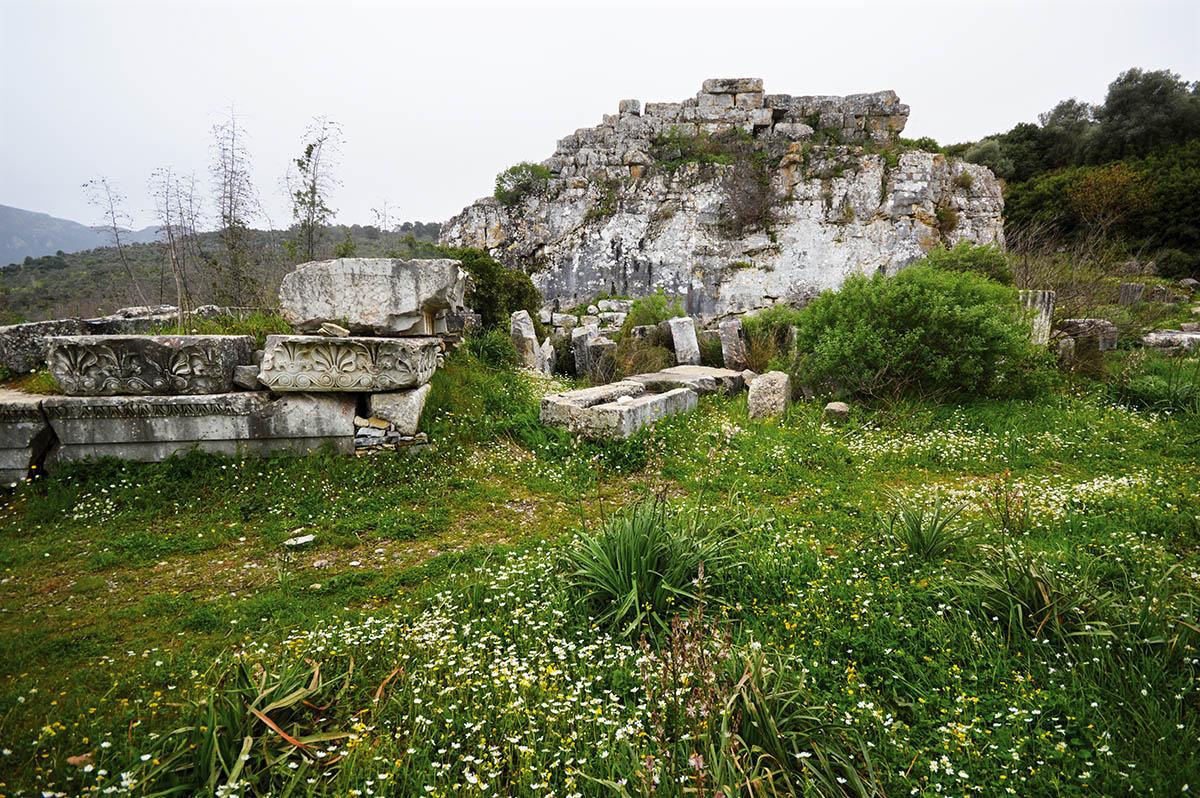 Belevi Anıt Mezarı / Selçuk, İzmir