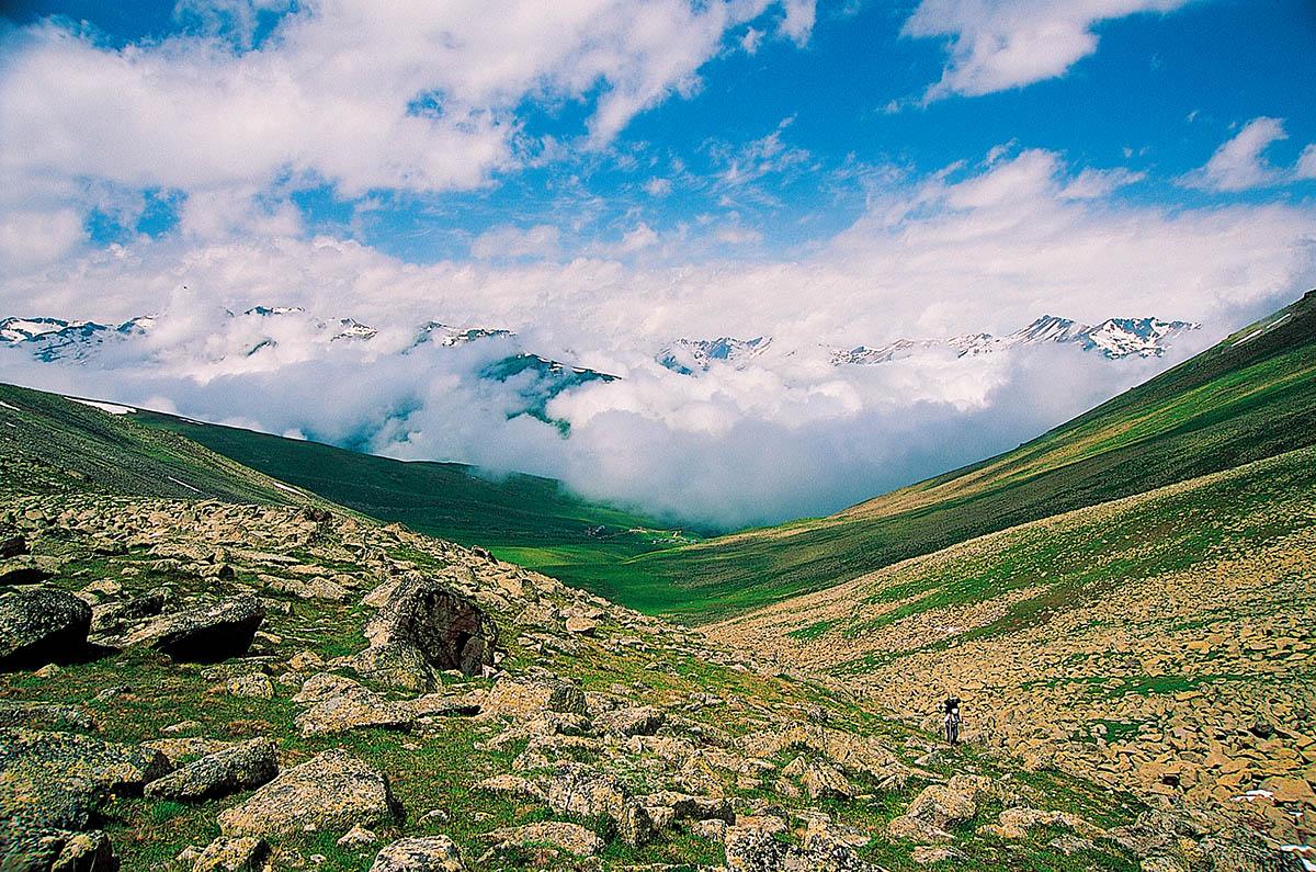 Kaçkar Dağları / Rize