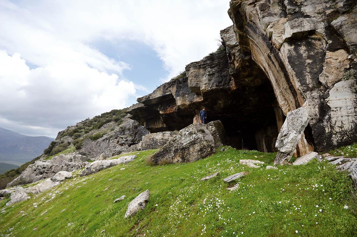 Ephesos-Kuşini Antik Taşocağı Rotası / Selçuk, İzmir