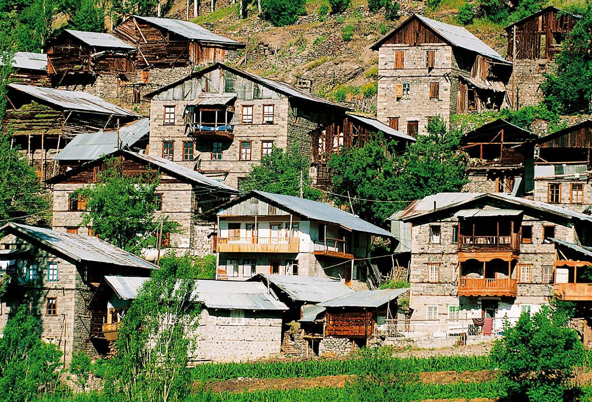 Kaçkar Dağları Erzurum Yürüyüş Rotaları / Erzurum