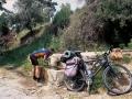 Bisikletle Gökova