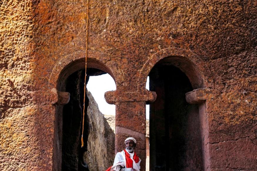 Etiyopya, Lalibela'nın Kutsal Sandığı