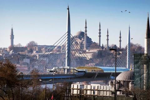 Haliç'in Kuleleri