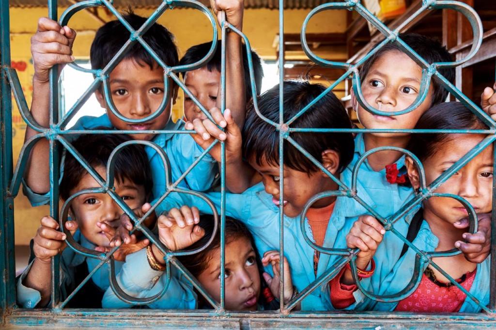 Masumiyet Bahçesi Nepal'in Geleceği