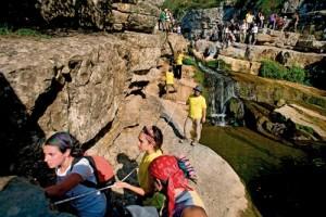 Kocaeli il sınırlarındaki Ballıkayalar çok özel bir kanyon; doğaseverlerin ve doğa sporları yapanların tercih ettiği alanların başında geliyor.