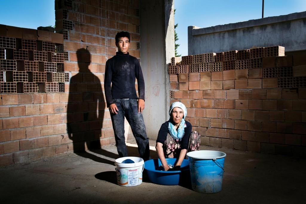 Suriyeli Mülteciler Yersiz Yurtsuz