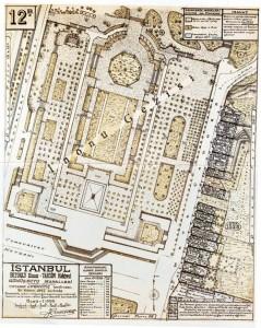Fransız mimar Henri Prost, 1935-1951 yılları arasında Türkiye'de görev yaptı ve İstanbul'un nazım imar planını hazırladı. Bu planın en önemli uygulama alanlarından biri Taksim ve çevresi oldu. Topçu Kışlası yerine Gezi Parkı yapıldı.