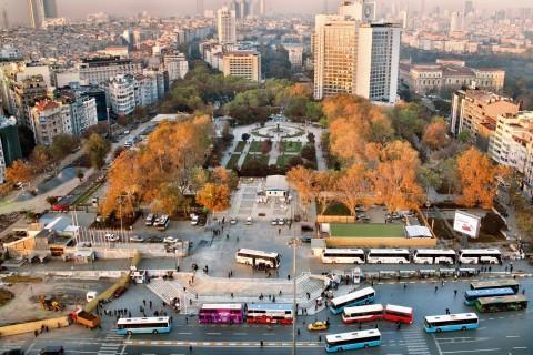 İstanbul Projeler Şehri