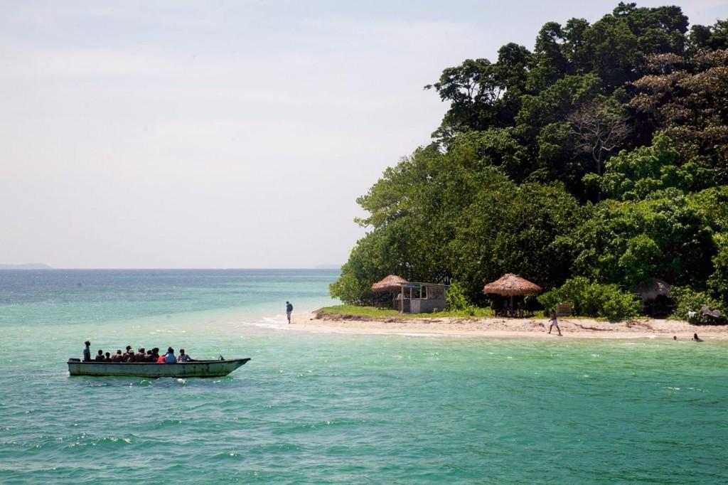 Andamanlar Güneş Adası