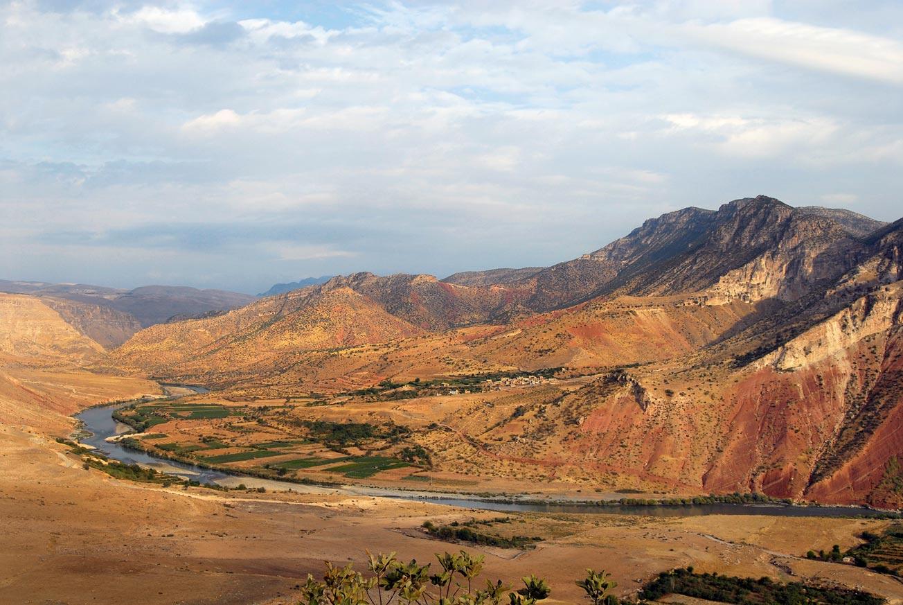 Dicle'nin Kıyısında Dünyanın İlk Köyleri - Atlas