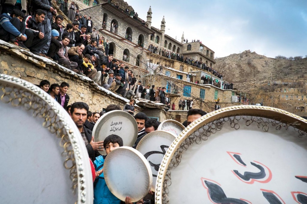 İran: Gorani Kürtleri, Pirler'in Düğünü