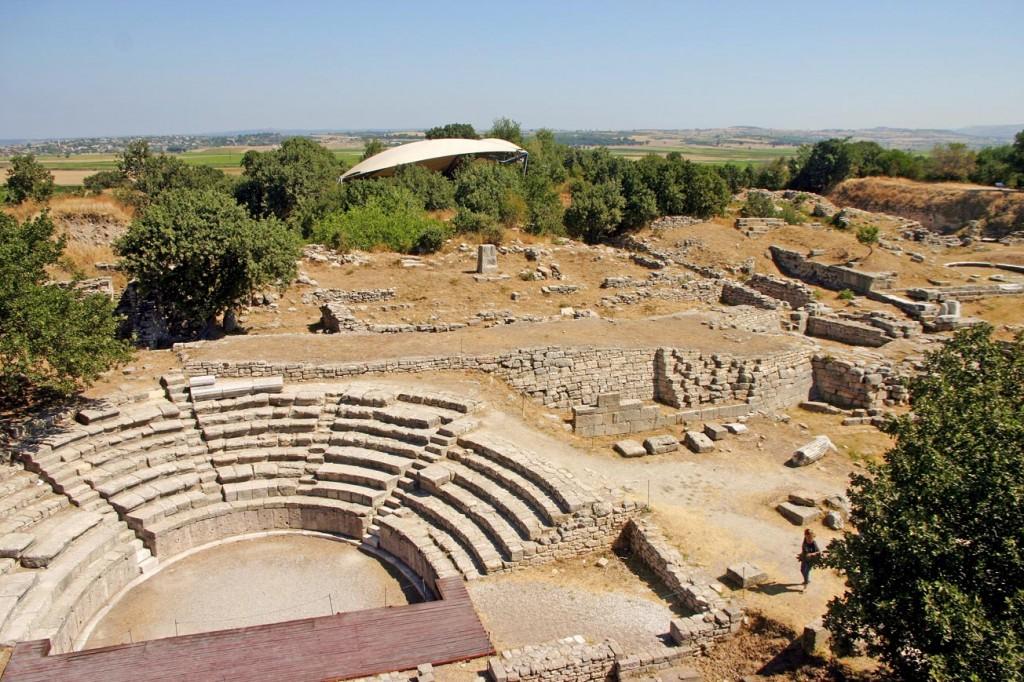 Troia'da Yeni Başlangıç