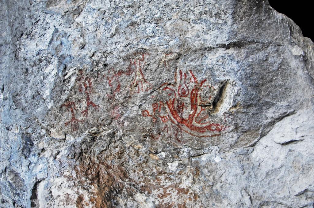 Uludağ'ın Resimli Kayaları