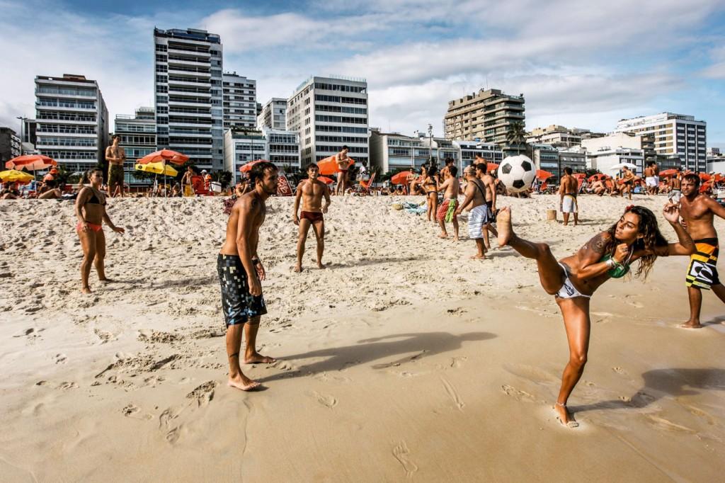 Rio De Janeiro: Ritmin Şehri
