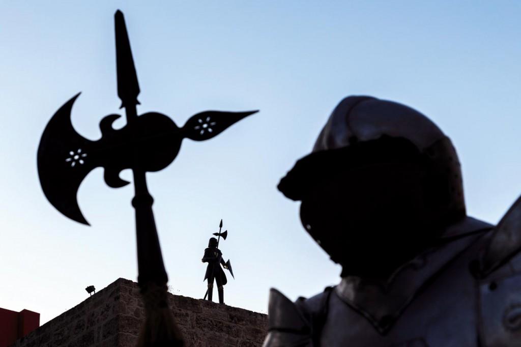 Rodos: İki Deniz Şövalyesi