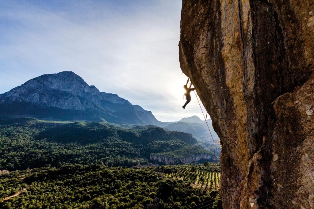 Antalya-Geyikbayırı: Tırmanış Cenneti