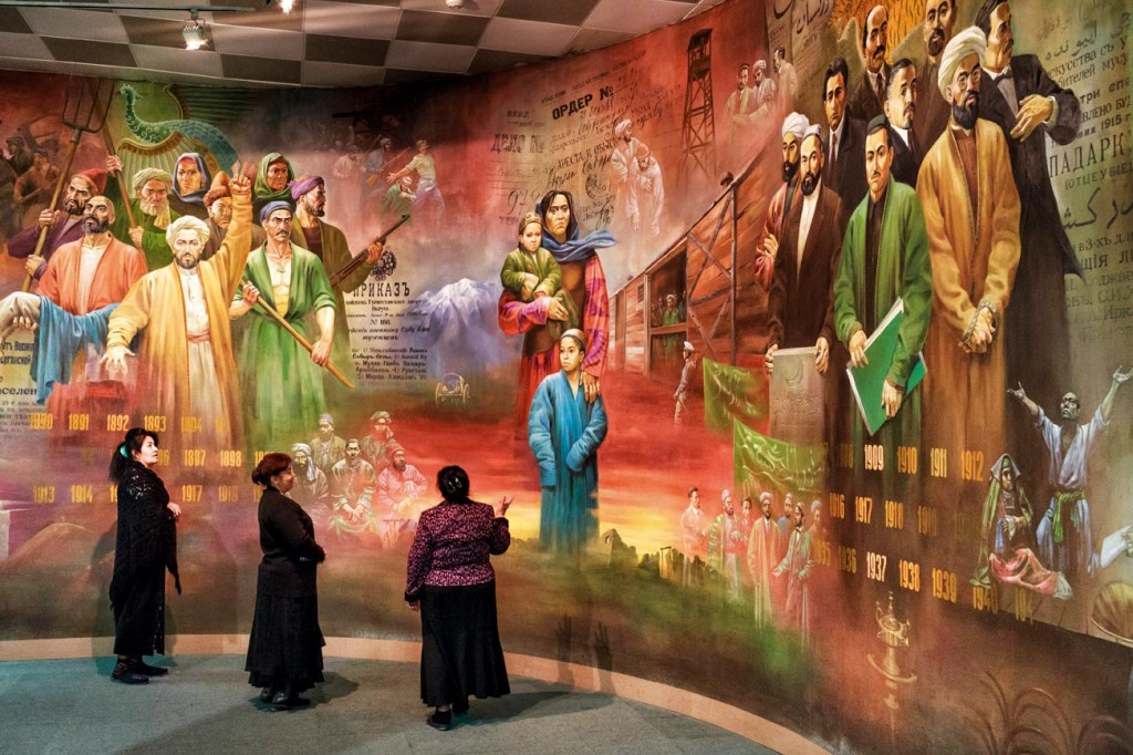 Taşkent: Orta Asya'nın Kalbi