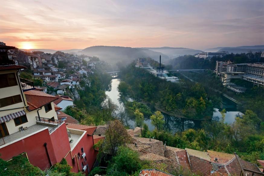 Bulgaristan-Veliko Tırnovo: Çarların Şehri