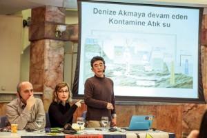 Hiroşima'ya atom bombası atıldığında küçük bir çocuk olan ve üç yıl önce Fukuşima'daki kazadan da etkilenen Japonyalı araştırmacı yazar Tosiya Morita, Türkiye'de üç panel düzenledi.