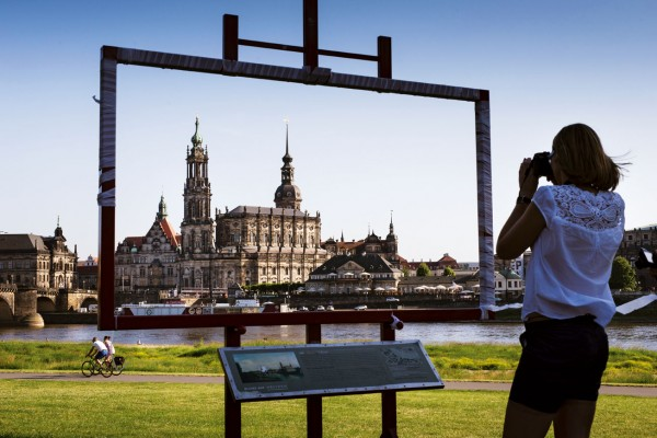 Küllerinden Doğan Şehir: Dresden