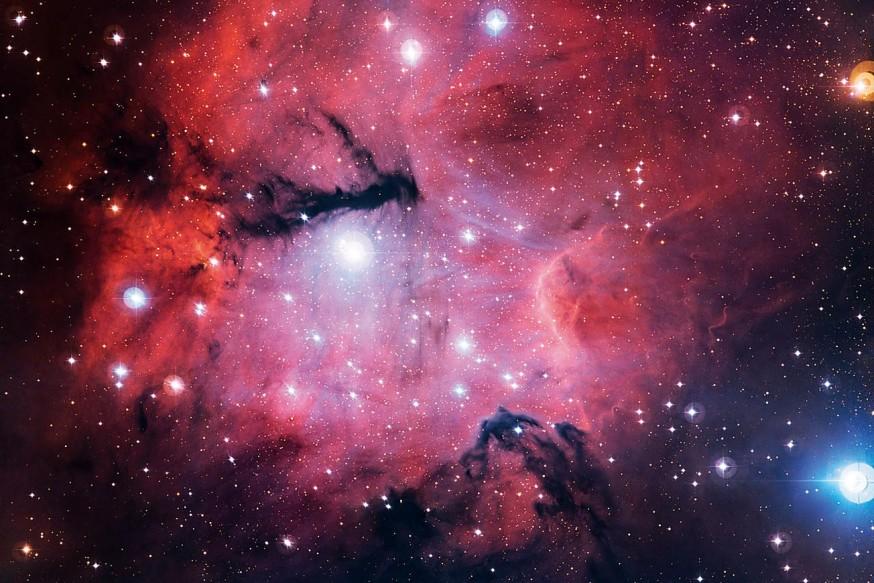 Gum 15 Bulutsusu: Kendi Yıldızı Yok Edecek