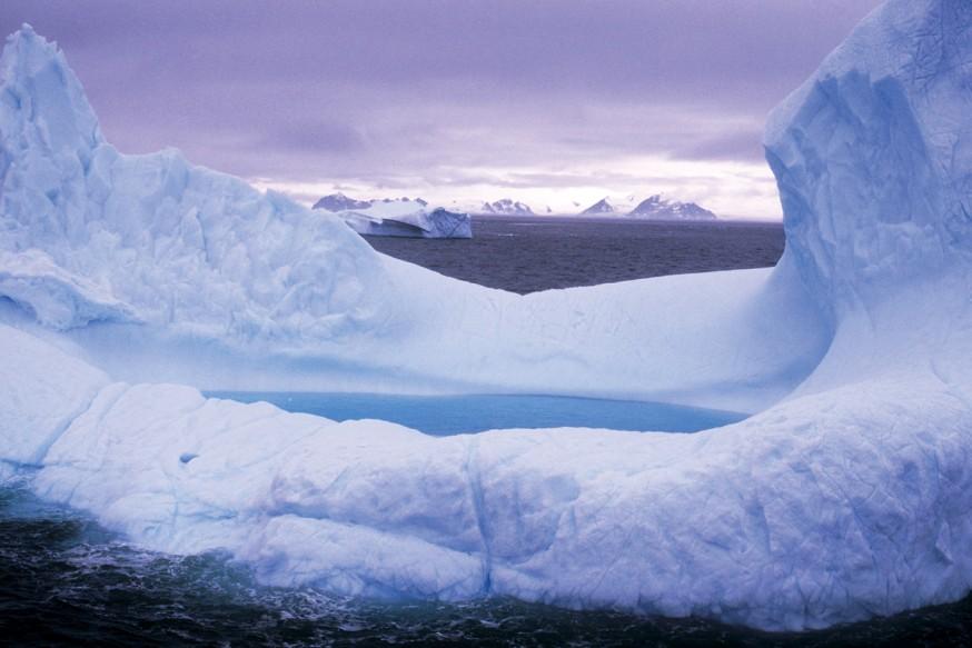 Antartika Yolunda