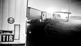 Tırla Avrupa: Bir Şoför Bir Fotoğrafçı