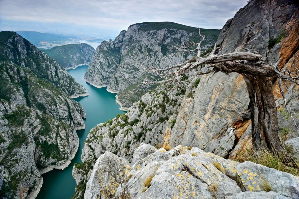 Altınkaya Baraj Gölü / Samsun-Sinop: Bölünmüş Coğrafya