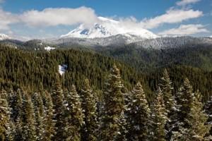Çankırı'nın Zirvesi Çankırı ilinin yaklaşık yüzde 26'sı ormanlık ve yüzde 60'ı da dağlık. Ilgaz Dağları'nın ikinci en yüksek zirvesi olan Küçük Hacettepe (2 bin 546 metre) Çankırı ile kuzeyindeki komşu Kastamonu arasında sınır oluşturuyor. Fotoğrafta görülen dağın güney yüzü Çankırı tarafında kalıyor. Ormanlarla kaplı ve daha ekimin ortasında karla örtülen bu yöre milli park ve kış sporları turizm merkezi.