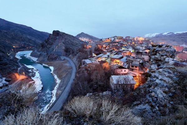 Erzurum'daki Karadeniz: Işık Bahçesi