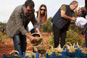 Festivalin koordinatörlüğünü yapan yazar Ahmet Ümit (fotoğrafta sol başta) hem şirenin hazırlanışının her aşamasında bulundu hem de şireyle ilgili çocukluk anılarını paylaştı.