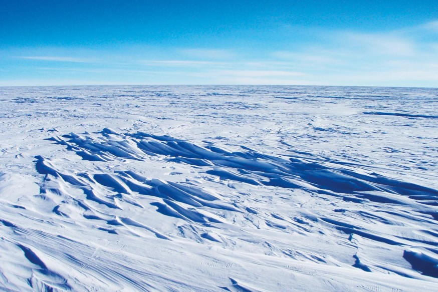 Dünyanın En Soğuk Yeri