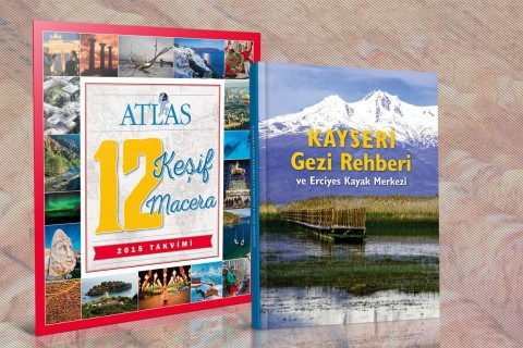 Atlas'tan Ocak Sayısında İki Hediye