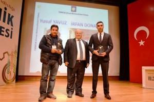 Ziraat Mühendisleri Odası Basın Ödülü Gazeteci Yusuf Yavuz'a Verildi | Atlas | tarım