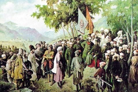 Çeçenistan Dağıstan, Şamil'in Rüyası