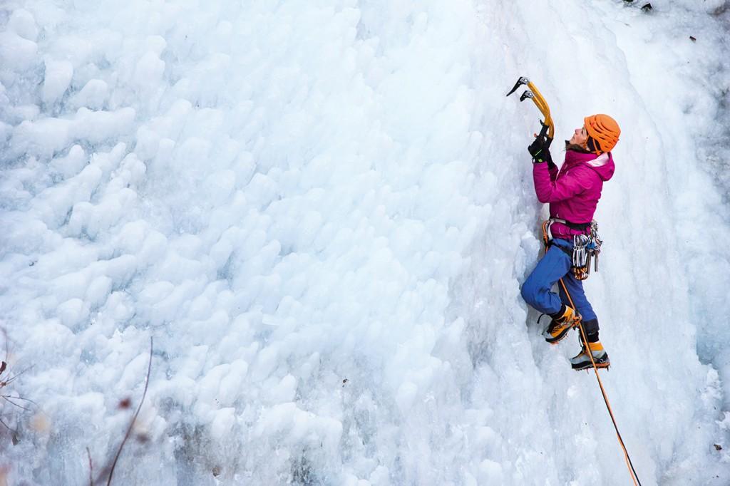 Erzurum / Uzundere: Buza Tutunmak