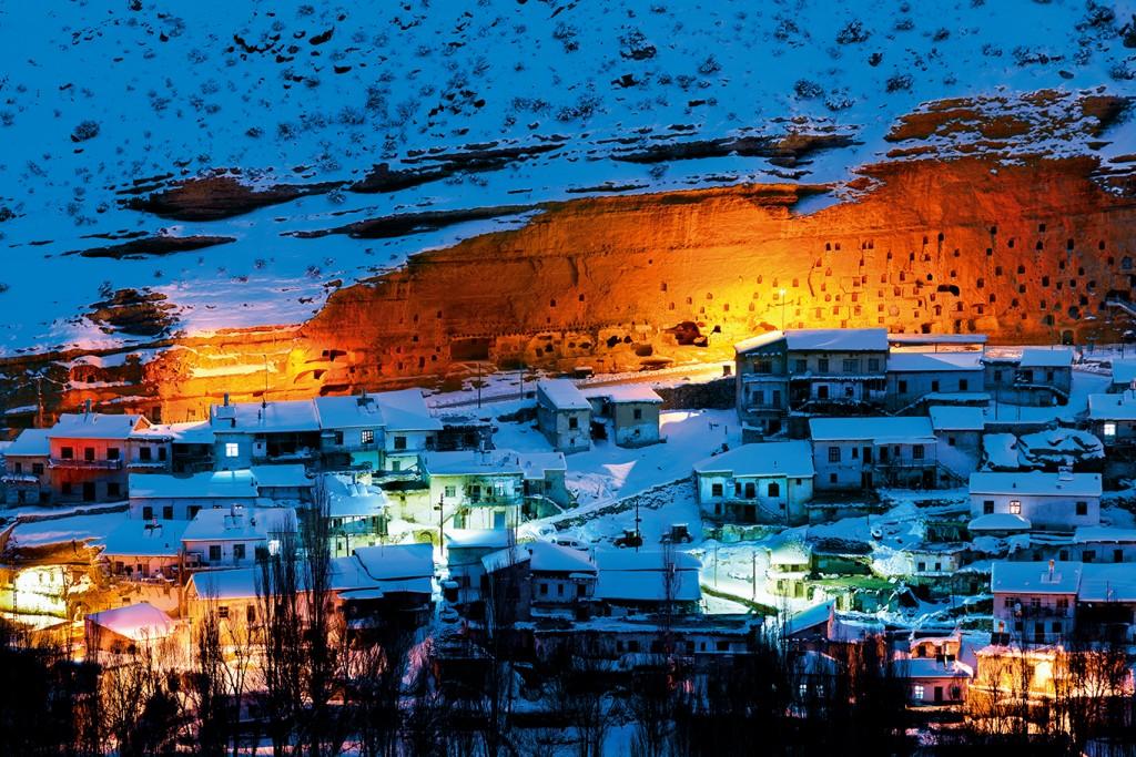 Karaman: Kış Vadileri