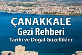 Atlas'ın Nisan Sayısında Çanakkale Gezi Rehberi Hediye