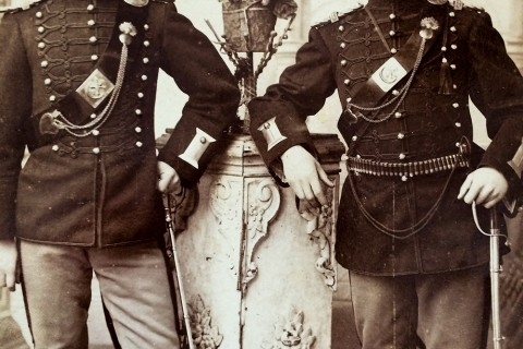 Haydar Efendi'nin İlk Fotoğrafı Çanakkale Zaferinin 100. Yılı Armağan Kitabında