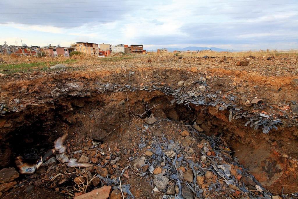 İzmir, Nükleer Çöplüğümüz