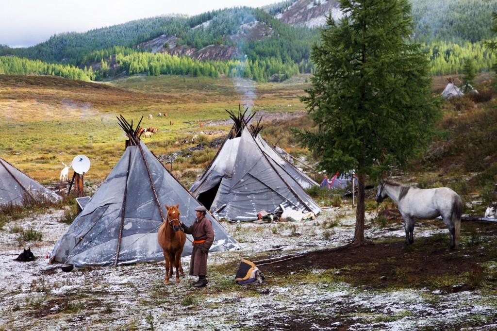 Dukha Halkı – Moğolistan